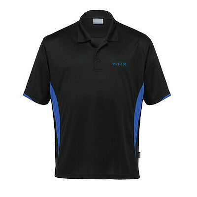 Genuine Subaru WRX Zone Polo Shirt - Medium