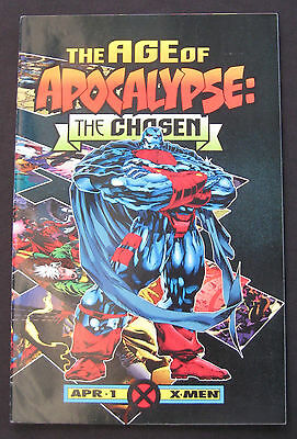 THE AGE OF APOCALYPSE: THE CHOSEN (Marvel 1995) Marvel Movie - 9.0 VF/NM