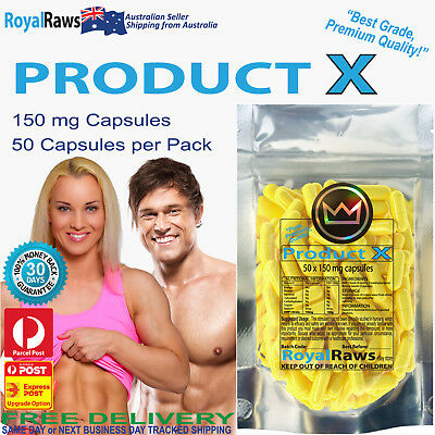 Product X  │ 50 x 150mg capsules