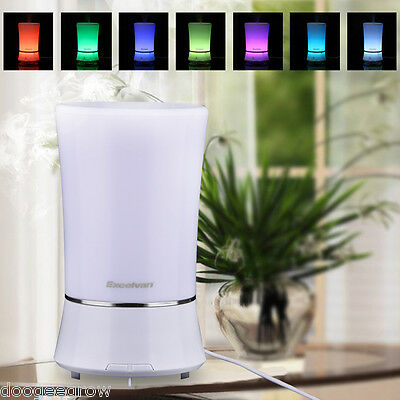 Essential Oil Aroma Diffuser Ultrasonic Humidifier Aromatherapy Purifier 150ML