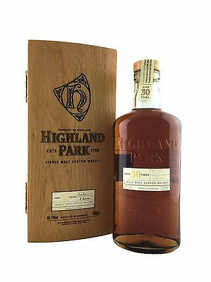 Highland Park 30yo Single Malt Whisky. 48.1%alc,700ml
