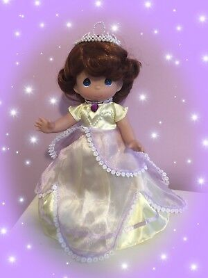 "Sofia in Yellow - Precious Moments 12"" Vinyl Doll"