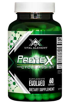 Protex Cycle Assist and Liver Protection by Vital Labs