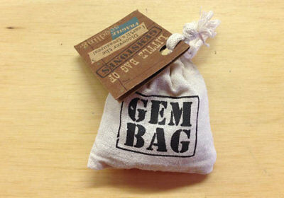 NEW Little Bag of Gemstones - Sustainable Eco-Friendly Wooden Kids Toys