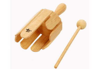 NEW Octagon Musical Instrument - Sustainable Eco-Friendly Wooden Kids Toys