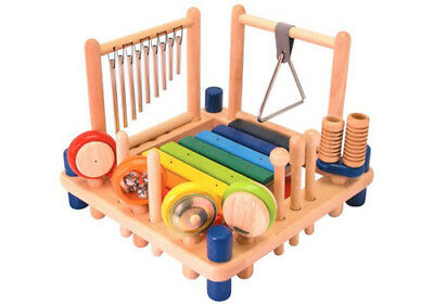 NEW Musical Melody Mix - Sustainable Eco-Friendly Wooden Kids Toys