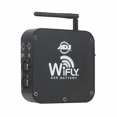 American DJ WiFLY EXR Battery Wireless DMX Transceiver