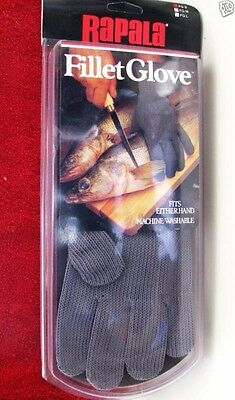 Rapala Fillet Glove To Clean Fish - Small