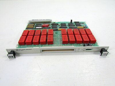 * New Hp E1345A  E1345-66201 Vxi Plug & Play 16 Channel Low Offset Multiplexer R