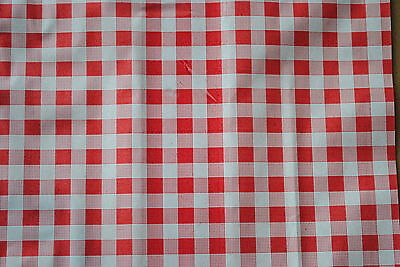 "20kg x Gingham Duplex Sheets RED (10 x15"") BUTCHERS DELI CATERING MEAT (1149x2)"