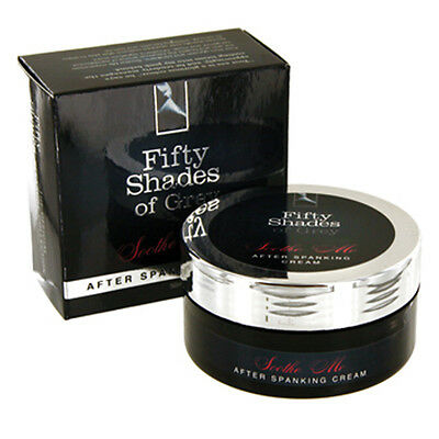 Fifty Shades Of Grey Soothe Me After Spanking Cream  Bondage Get It FAST