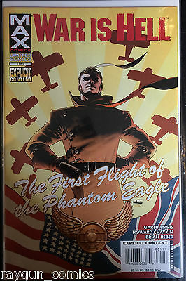 War is Hell #1 VF+/NM- 1st Print Free UK P&P Marvel Comics