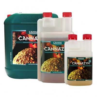 CANNA CANNAZYM NATURAL ENZYME 250ml, 1 Litre & 5L