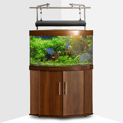 iQuatics Universal Aquarium Light Hanging System For Corner Aquariums (900mm)