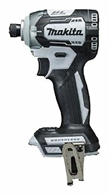 Makita Td170Dzw Rechargeable Impact Driver White 18V Body Only New /A1