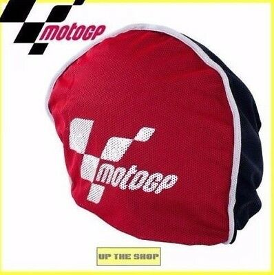 Official MotoGP areo helmet bag sack double layer protection, fleece lining.