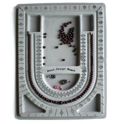 Necklace DIY Measure Tool Boards Dial Bead Gray Bracelet Disk Plate Jewelry