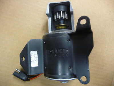 New Tecumseh Lauson Power Products 110V Electric Starter 34454 Fits Some TVS120