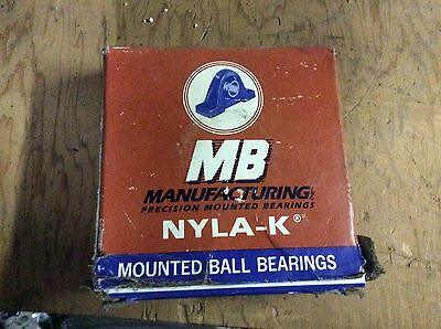 MB precision mounted bearing, ##FC225*2,  free shipping to lower 48