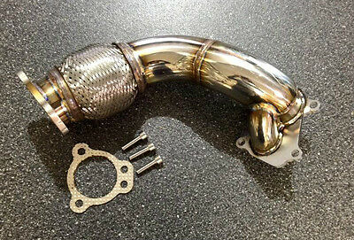 D&D 2012-2016 Manifold 1100 Turbo Stainless Steel Can- Arctic Cat
