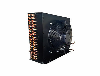 "New Condenser Coil With Fan for 2 HP Condensing Unit 22""L X 12""D X 18""H"