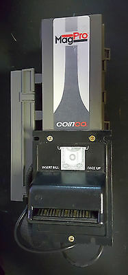 MAGPRO CoinCo Model MAG50B ready for  2008 Currancy  $1  $5  $10  Bills  (2008)