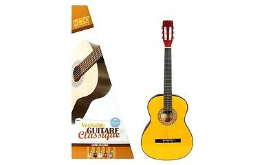 MGM WS 620606 Dry Classical Guitar - 92 cm. Free Shipping
