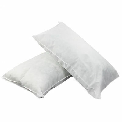 "Luxury 19"" x 29"" Hollowfibre Pillows Polypropylene Anti-Allergy Cot Bed Pillow"