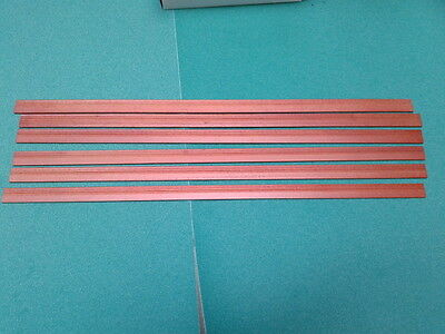Dolls House Emporium 1:12 Scale Accessory Varnished Wood Skirting Board 7174 Pk6