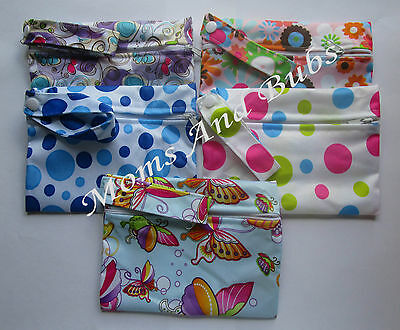 New Mini Wet Bags for Cloth Menstrual Pads Sanitary Napkin Waterproof Storage