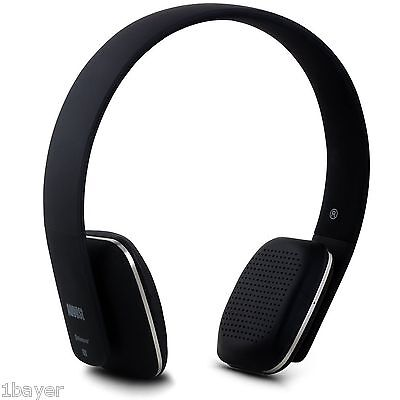 August EP636 Bluetooth Wireless Stereo NFC Headphones - Comfortable On-ear