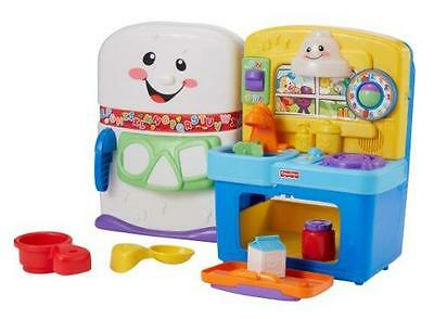 Fisher Price Laugh & Learn  Learning Kitchen 20+ Songs & Tunes