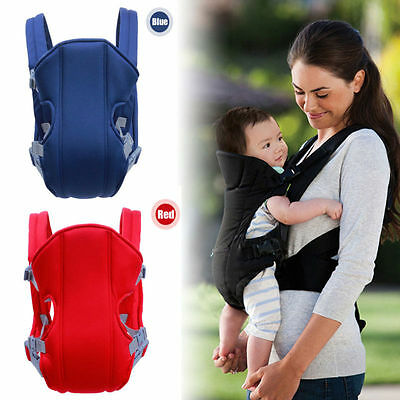 Breathable Ergonomic Infant Baby Carrier Adjustable Wrap Sling Newborn Backpack