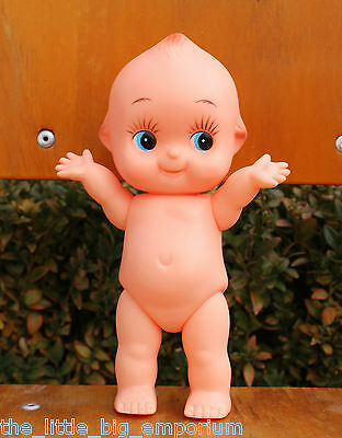 Brand New Kewpie Doll Made In Japan 20 cm Tall - Made With Soft Vinyl