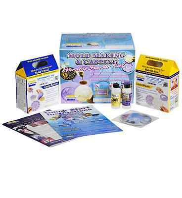 Smooth-On Pourable Silicone Starter Kit W/ Oomoo 30 And Smooth Cast 300
