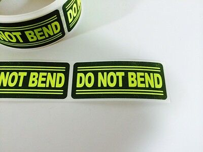 250 1x3 DO NOT BENDLabel Stickers for shipping 250 1x3 DO NOT BEND NEW SHIPPING