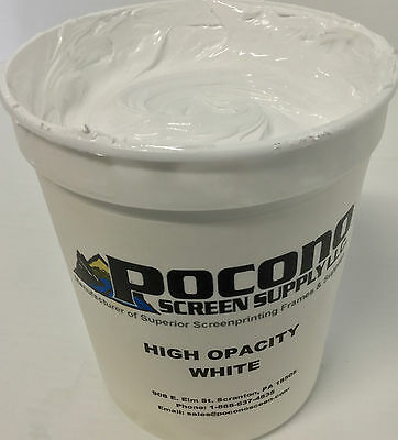 High Opacity White Ink