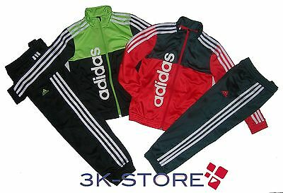 Tuta Adidas JR Bambino Youth Boy Tracksuit