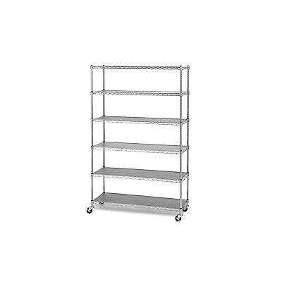 Commercial Industrial Storage Shelving - 6 levels shelving unit AB773603