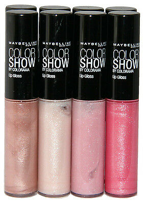 Gloss Color Show - Gemey Maybelline