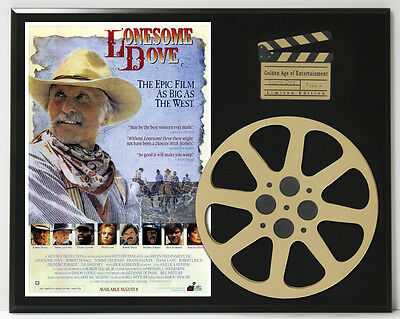 Lonesome Dove Limited Edition Movie Reel Display