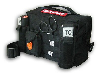 Active Shooter Event Casualty Response Kit - Black  (30-0024)