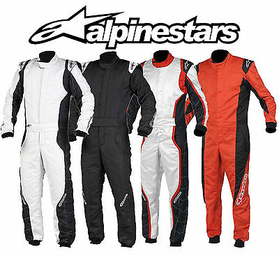 Alpinestars GP Pro Suit FIA 3-Layer Rally / Race, Racesuit - All Colours & Sizes