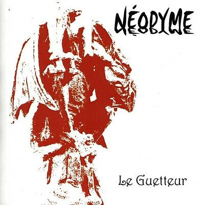Neodyme - Le Guetteur [New CD] Professionally Duplicated CD