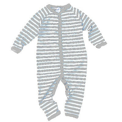 Bonds Baby Boy & Girl Unisex stretchy One-Pieces 00 1  Front Buttons Coverall