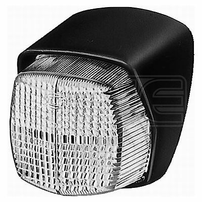 Position Light: Side Lamp with Clear Lens | HELLA 2PF 004 081-107