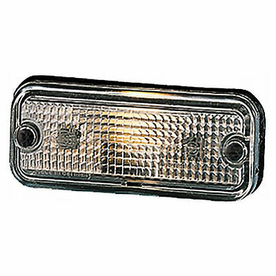 Marker Light: Marker Lamp with Clear Lens | HELLA 2PF 961 167-021