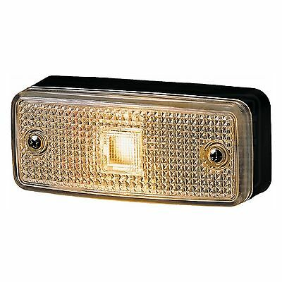 Position Light: Position Lamp with Clear Lens | HELLA 2PG 963 959-027
