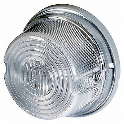 Position Light: Side Lamp-12v with Clear Lens | HELLA 2PF 001 259-631