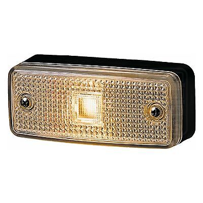 Position Light: Position Lamp with Clear Lens | HELLA 2PG 963 959-021